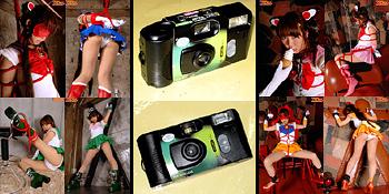 ちぃさん撮影の使い捨てカメラ